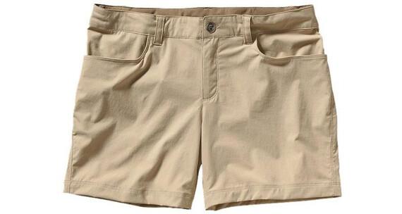 Patagonia W's Quandary Shorts El Cap Khaki
